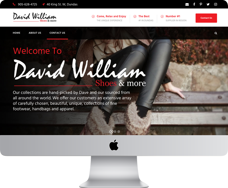 David William Shoes