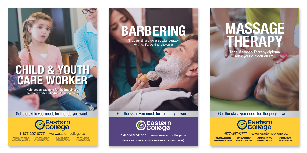 Eastern College Posters