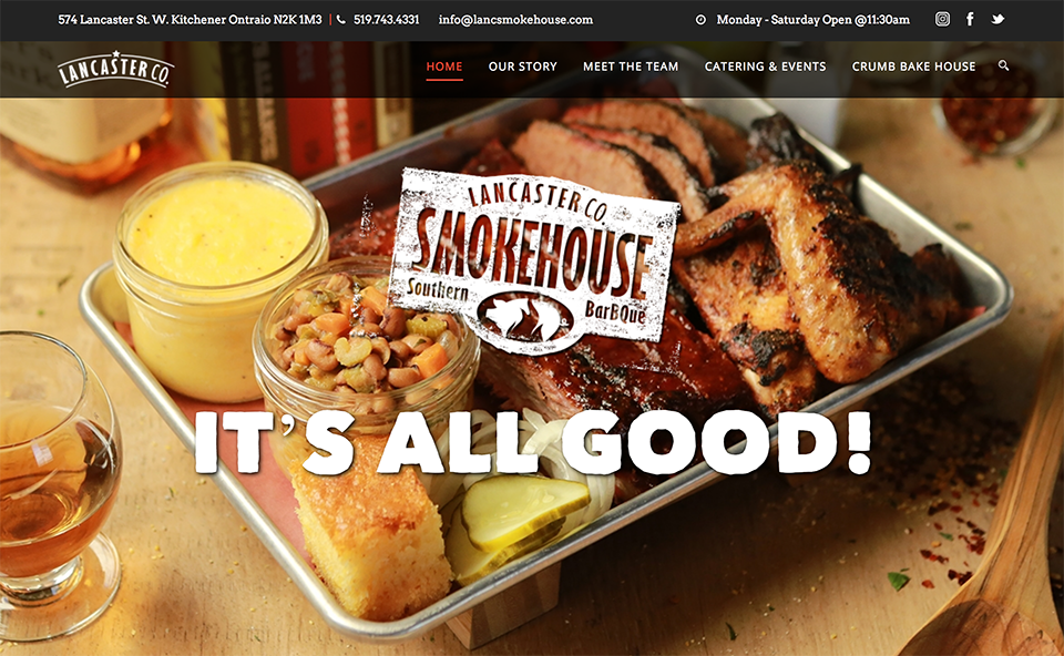The Lancaster Smokehouse