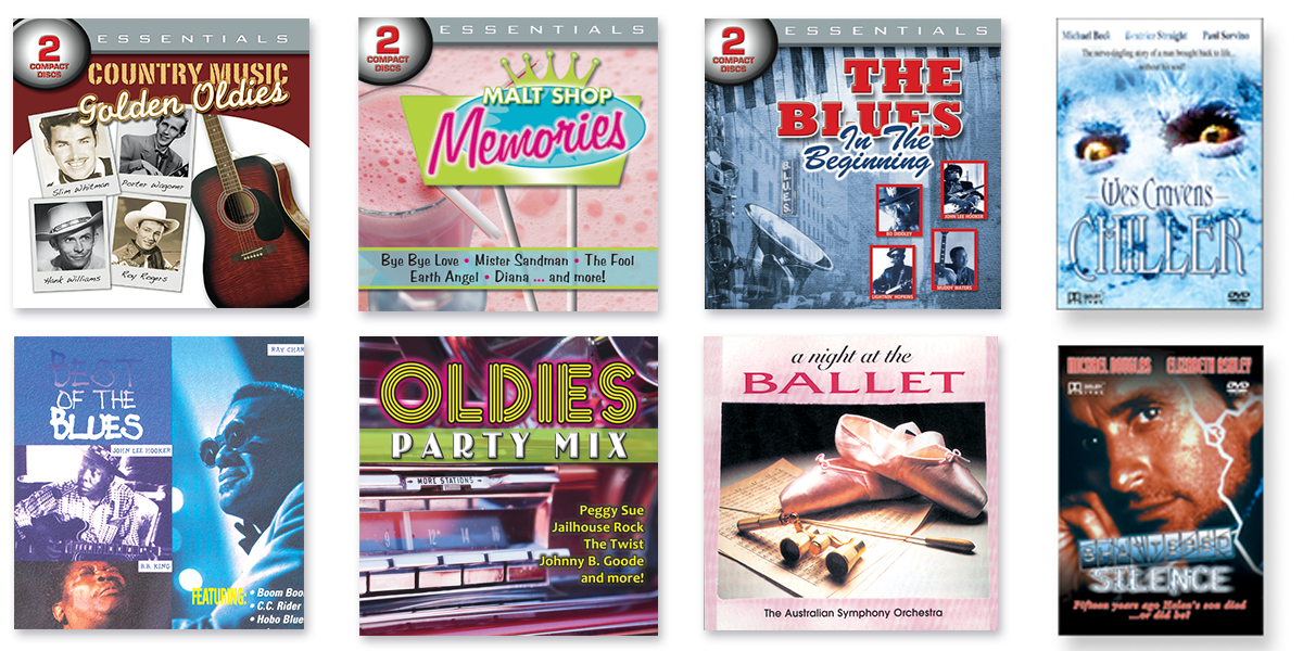Christie Lee Associates CD Covers
