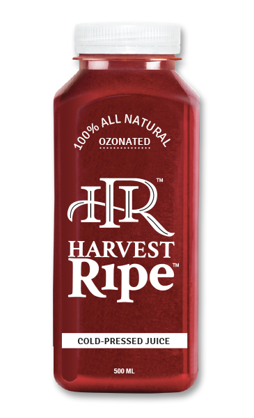 HarvestRipe Bottle Design